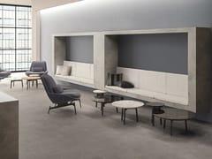 CERAMICHE KEOPE, URBAN GREY Pavimento/rivestimento in gres porcellanato effetto cemento
