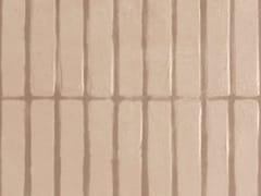 Rivestimento in gres porcellanato effetto mattone per interniURBAN PINK FRAME ACTIVE - ARIOSTEA