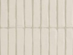 Rivestimento in gres porcellanato effetto mattone per interniURBAN WHITE FRAME ACTIVE - ARIOSTEA