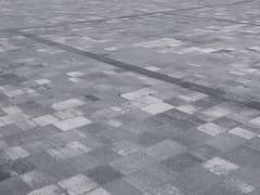 Massello autobloccante in calcestruzzo URBE - DRENOPAV - Drenanti