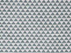 Tessuto con motivi grafici per tendeUROKO - GANCEDO