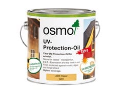 Olio protettivo UV UV-PROTECTION-OIL EXTRA - OSMO HOLZ UND COLOR