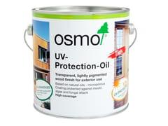 Olio protettivo UV colorato per legnoUV-PROTECTION-OIL TINTS - OSMO HOLZ UND COLOR