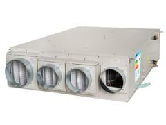 WAVIN ITALIA, SCRK/PCRK VMC centralizzata residenziale con trattamento dell'aria
