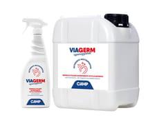 Igienizzante per superficiVIAGERM | Igienizzante per superfici - CAMP