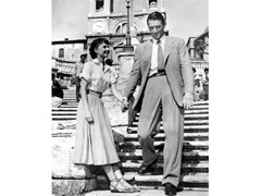 Stampa fotografica ROMAN HOLIDAY MOVIE - ARTPHOTOLIMITED