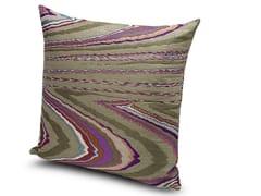 Cuscino in tessuto jacquard VALLAURIS | Cuscino - Winter Vanessa