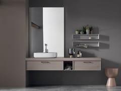 Sistema bagno componibileVANITY - COMPOSIZIONE 02 - ARCOM