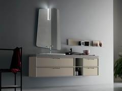 Sistema bagno componibileVANITY - COMPOSIZIONE 04 - ARCOM