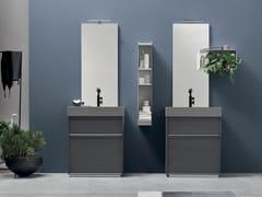 Sistema bagno componibileVANITY - COMPOSIZIONE 08 - ARCOM