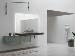 Sistema bagno componibileVANITY - COMPOSIZIONE 09 - ARCOM