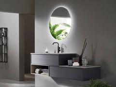 Sistema bagno componibileVANITY - COMPOSIZIONE 11 - ARCOM