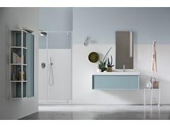 Sistema bagno componibileVANITY - COMPOSIZIONE 12 - ARCOM