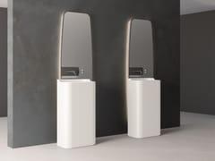 Mobile lavabo da terra singoloICON | Mobile lavabo - FIORA