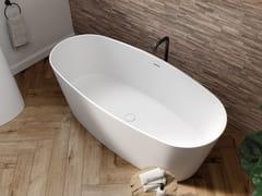 Vasca da bagno centro stanza ovale in Dolotek©VARS | Vasca da bagno - CONSTRUPLAS