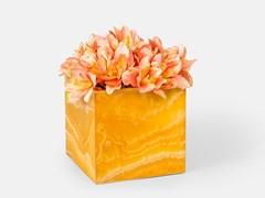 Vaso in pietra naturaleVASO PER FIORI LARGE - VALSECCHI MARMI