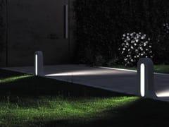 Lampada da terra per esterno a LED in cementoVEGA - FAVARO1