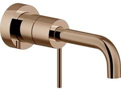 Miscelatore per lavabo a muro monocomando con aeratoreVELIS | Miscelatore per lavabo a muro - CARLO NOBILI RUBINETTERIE