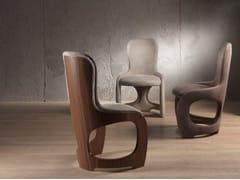 Sedia in legno VENERE | Sedia in legno - Carpanelli contemporary 2013