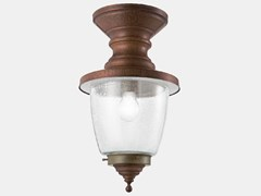 Lampada da soffitto per esterno in metalloVENEZIA 248.03.ORT - IL FANALE GROUP