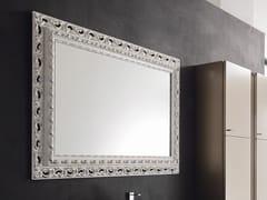 ARBLU, VENEZIA Specchio rettangolare con cornice da parete