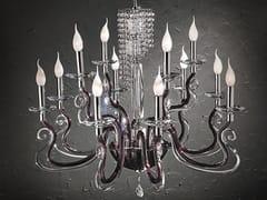 Lampadario con cristalli Swarovski® VENICE SUPERLUX L8+4 - Venice Superlux