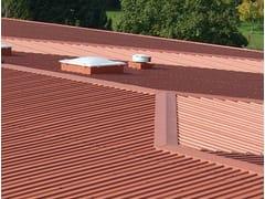 Sistema per tetto ventilato in metalloVENTILCOVER - ONDULIT ITALIANA