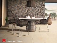 Rivestimento di facciata in pietra artificialeVÉNUS | Rivestimento di facciata in pietra artificiale - A CIMENTEIRA DO LOURO