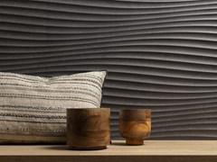 Piastrelle con superficie tridimensionale effetto pietraVERBIER SAMUI - VENIS - PORCELANOSA GRUPO