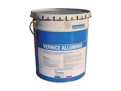 Vernice bituminosa all'alluminioVERNICE ALLUMINIO - SOPREMA