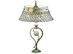 Lampada da tavolo in ceramicaVERONA | Lampada da tavolo - FERROLUCE