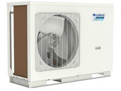 Gree, VERSATI MONOBLOCCO Pompa di calore ad aria/acqua