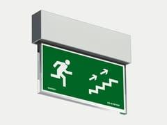 Luce di emergenza a LED a soffittoVERSO VSN | Luce di emergenza per segnaletica - ES-SYSTEM