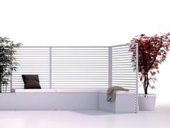 Griglia per verde verticale in alluminioSHAPE | Griglia per verde verticale - UNOSIDER