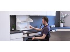 Pensile per cucina con movimento verticaleVERTIINSIDE - ROPOX