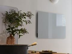 Radiatore in vetro a parete ad infrarossiVETRO750 - ERREMODA