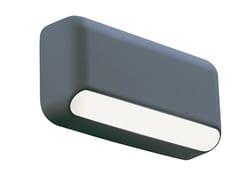 Segnapasso a LED a parete in alluminio per esterniVEYRON 99224 - SOVIL