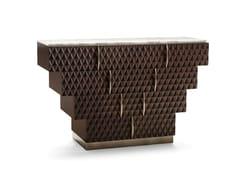 Cassettiera in legnoVICTOR | Cassettiera - OPERA CONTEMPORARY BY ANGELO CAPPELLINI