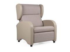 Poltrona imbottita reclinabile con poggiapiediVIDA BARIATRIC MAD - FENABEL - THE HEART OF SEATING