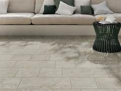 Pavimento per esterni in gres porcellanato effetto pietraVIE DELLA PIETRA FALESIA - CERAMICHE MARCA CORONA