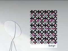 Artwork adesivo riposizionabile in pvcVIETRI, OGGI E DOMANI | Poster - PPPATTERN