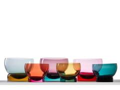 Set di coppe in vetro soffiatoVIEW - SKLO