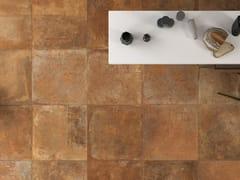 Pavimento/rivestimento in gres porcellanato effetto cotto per interni VIGNONI | Pavimento/rivestimento per interni -