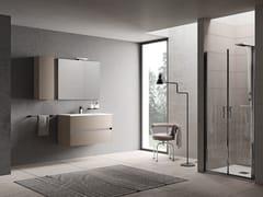 Sistema bagno componibileVILLAGE - INDA®