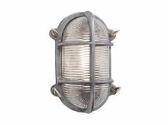Lampada da parete in ferro BULKHEAD OVAL | Lampada da parete in ferro - Bulkhead