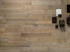 Pavimento/rivestimento in gres porcellanato effetto legnoVINTAGE OCRA - ASTOR CERAMICHE