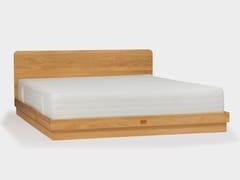 Letto matrimoniale in legno masselloVIRA NATUR | Letto - KAISSU INTERIORS OÜ