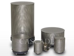 Accessorio idraulico per fontaneSistema filtrante a vista - CASCADE