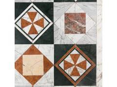 Pavimento/rivestimento in marmo per interniVISSUTO MEDIEVALE - PALAZZO MORELLI