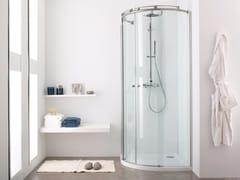 KRION, VITRA 6 Box doccia in vetro